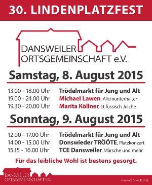 30Lindenplatzfest