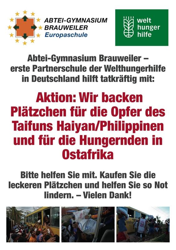 AGB PlakatWelthungerhilfe