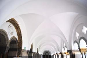 Abtei Kreuzgang