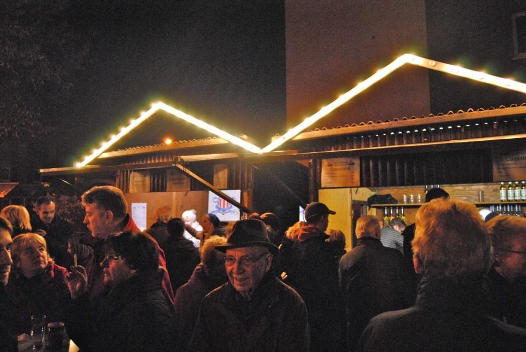 Dansweiler Glühweinabend 2012