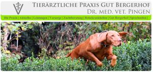 Tierärztliche Praxis Gut Bergerhof Dr. Carlo Pingen
