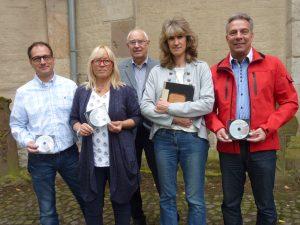 Erfolgreiche Teamarbeit: (v.li.) Michael Lorscheidt, Sabine Seeger-Hoff, Hans Dieter Puntke, Monika Karut und Thomas Lose