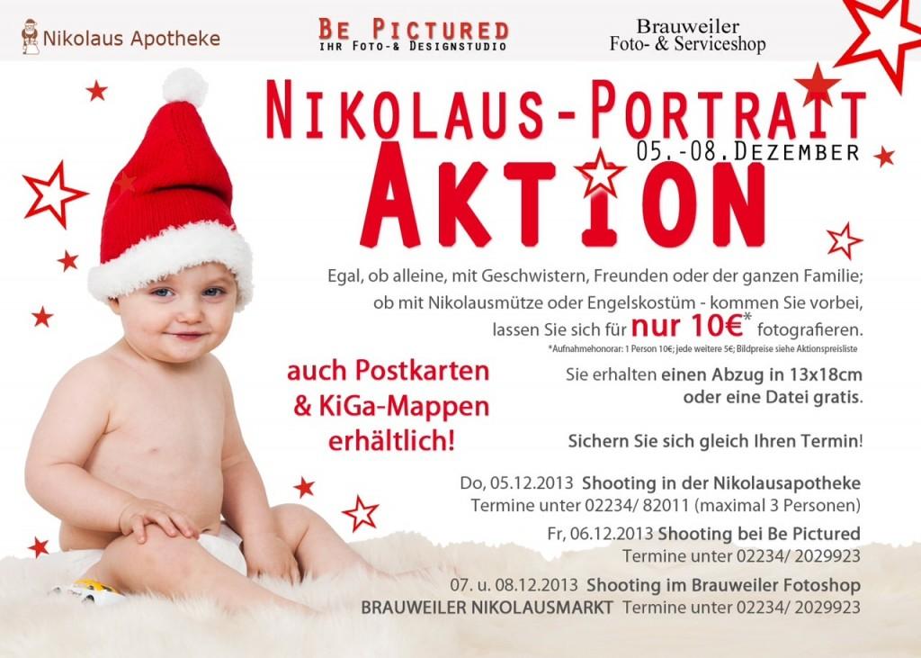 Nikolaus Aktion 2013